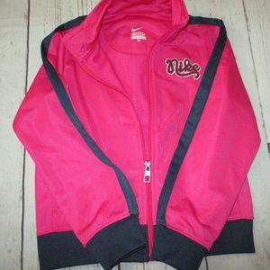 Little girls Nike Jacket